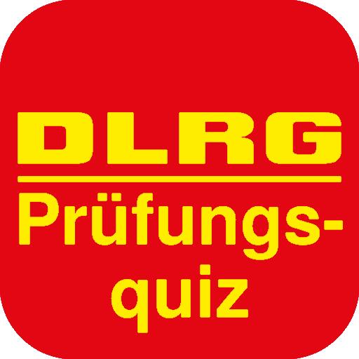 Logo DLRG Prüfungsfragen-Quiz App