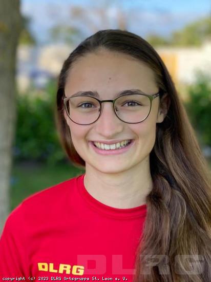 Ressortleiterin Öffentlichkeitsarbeit (Öka): Annika Egeler