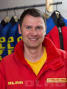 2. Vorsitzender: Mathias Feichtbauer