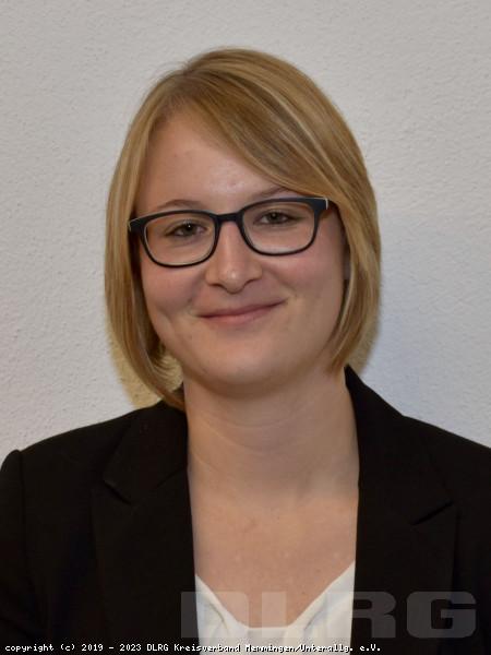 Jugendvorsitzende: Lena Schöne
