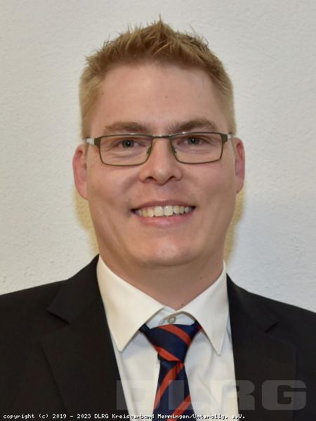 Leiter Einsatz: Tobias Weimer