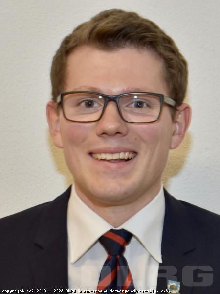 Stellvertretender Vorsitzender: Tobias Eßmann
