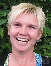 Wassergymnastik: Petra Gräbel