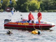 Aluminium Motorrettungsboot 6 m
