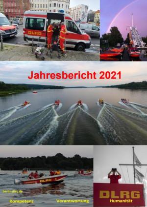 Jahresbericht der DLRG-Berlin