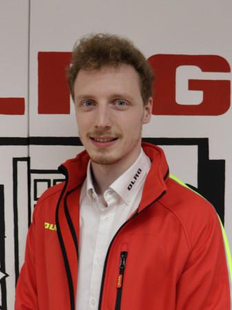 Leiter Verbandskommunikation: Tim Opitz