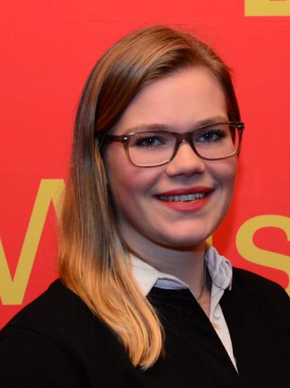 Jugendvorsitzende: Marina Lüeße
