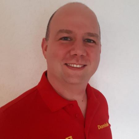Stellvertretender Leiter Ausbildung: Dominik Knäbe