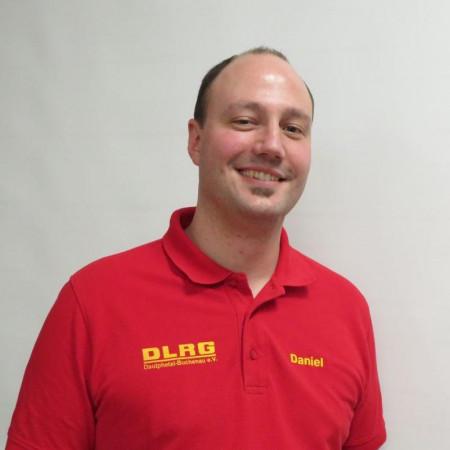 Technischer Leiter Ausbildung: Daniel Heil