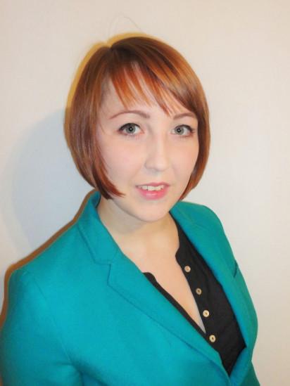 Stellvertretende Technische Leiterin Ausbildung: Ayla Sattler