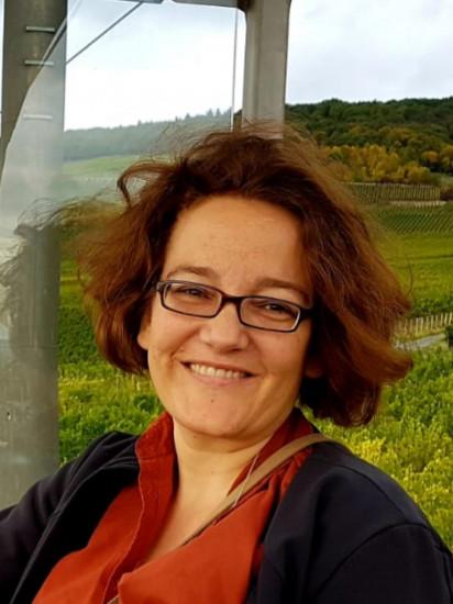 Stellvertretende Schatzmeisterin: Carina Hain