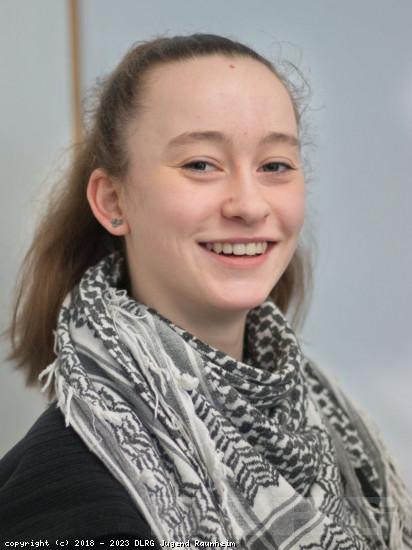 Stv. Jugendvorsitzende: Marie-Joan Patzig