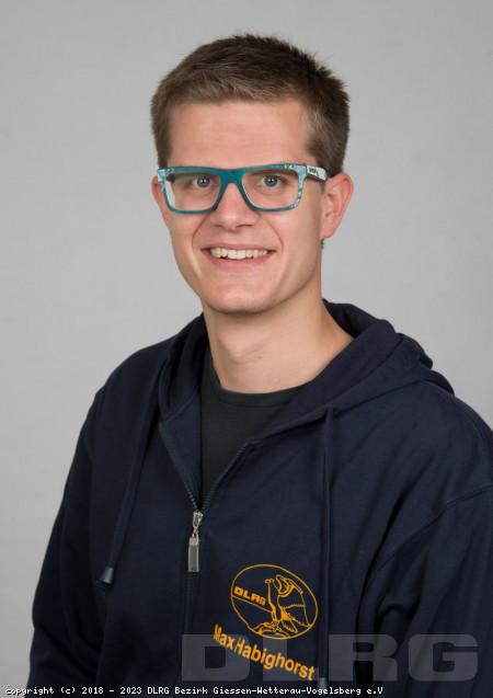 Bezirksjugendvorsitzender: Max Habighorst