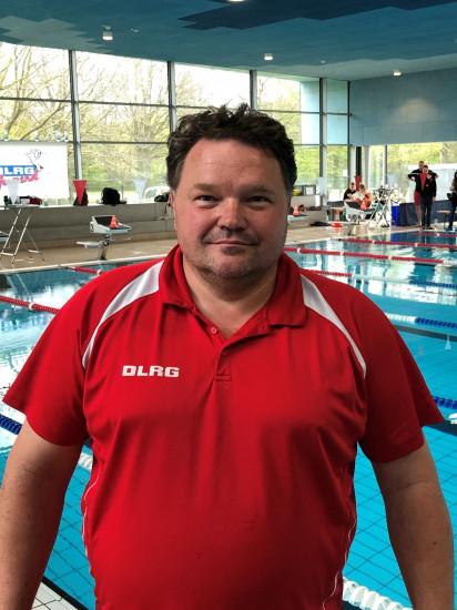 Referent Rettungssport: Gregor Szorec