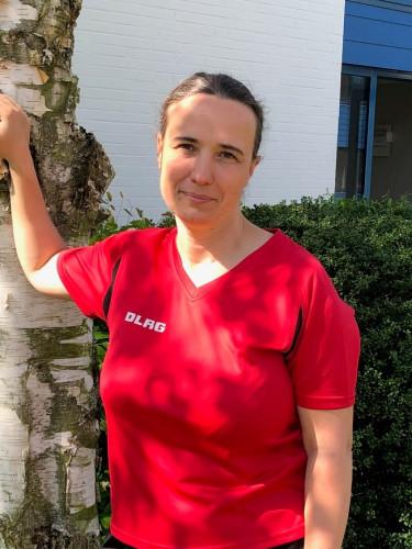 Anti-Doping-Beauftragte: Jenny Borowiak