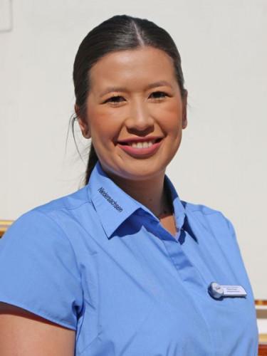 Jugendvorsitzende: Melanie Fixsen
