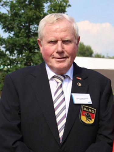 Ehrenpräsident: Hans-Jürgen Müller