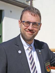 Landesverbandsarzt: Dr. med. Frank Streiber