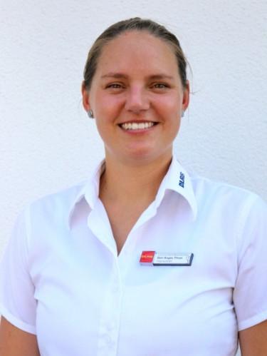 Vizepräsidentin: Sari-Angès Thren