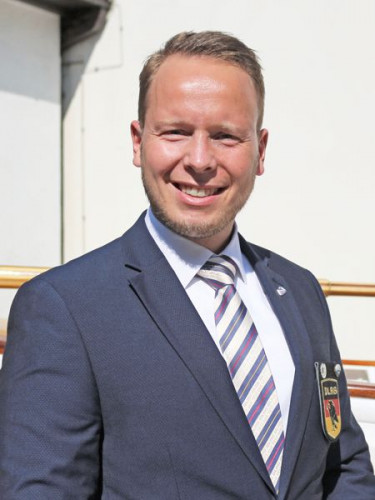 Leiter Verbandskommunikation: Christoph Penning