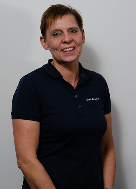 Bezirksgeschäftsstelle: Anja Alsdorf
