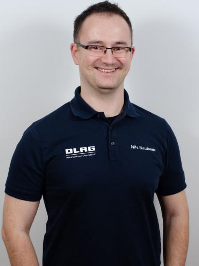 Materialwart Stammverband: Nils Neubauer