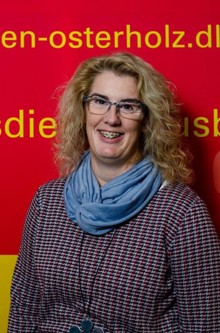 Beisitzerin: Meike Bönig