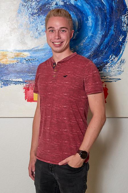 Jugendleiter: Jannik Rhode