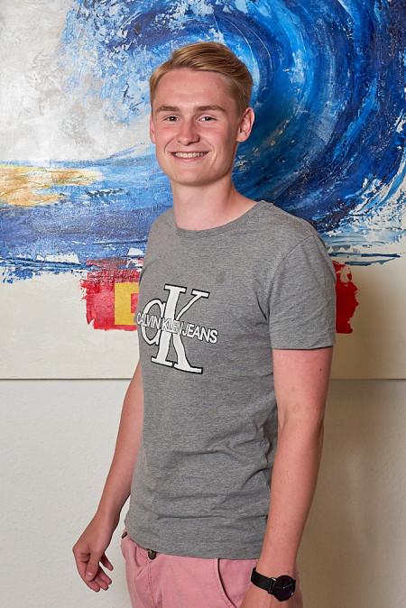 2. Jugendleiter: Jonas Weißelberg