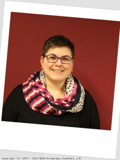 Leitung der Verbandskommunikation: Jessica de Vries-Olbrich