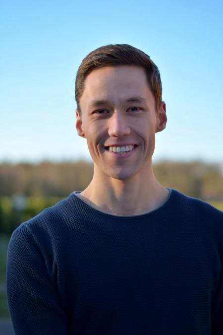 Jugendvertreter: Joshua Lindhorst