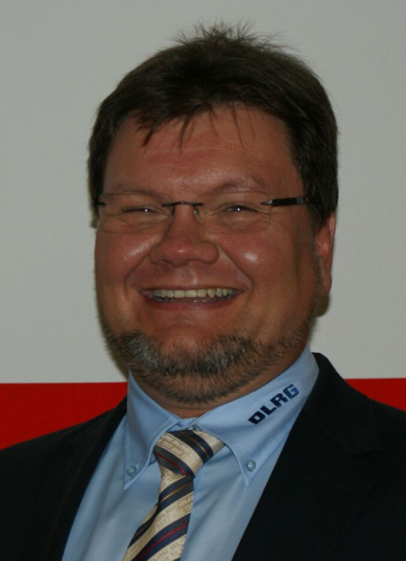 Arzt der Ortsgruppe: Frank Brinkmann