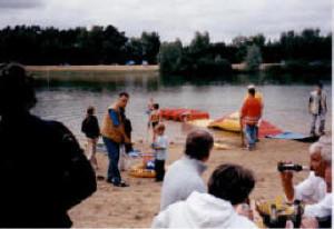 Feier 10 Jahre DLRG OG SG Fredenbeck e.V.