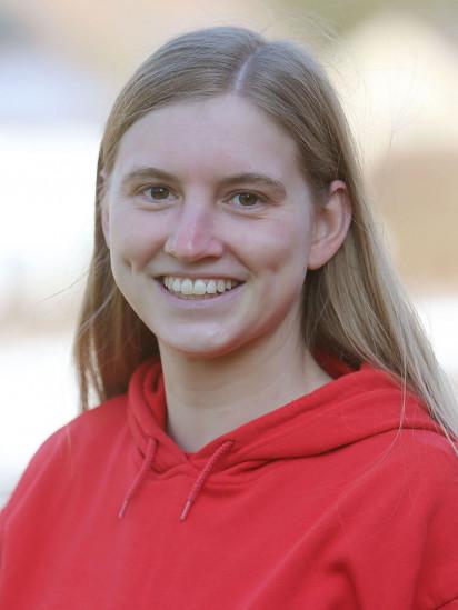 Leiterin Öffentlichkeitsarbeit: Kristina Mey