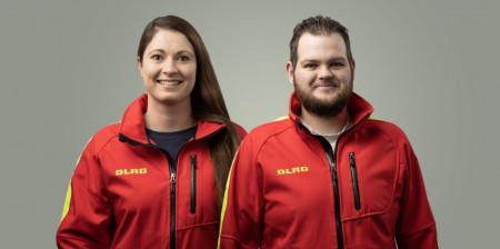 Wach- und Sanitätsdienste: Sarah Mischer, Markus Held
