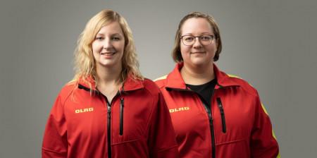 Verwaltung und Finanzen: Sarah Bohne, Yvonne Devriel