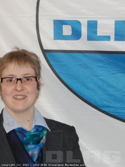 Leiterin Ausbildung: Stefanie Hampel