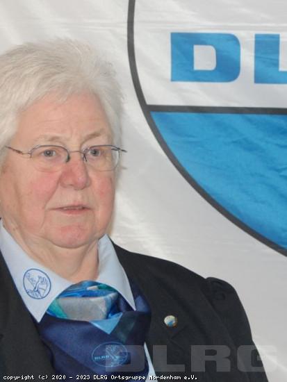 2. Vorsitzende: Ingeburg Hampel