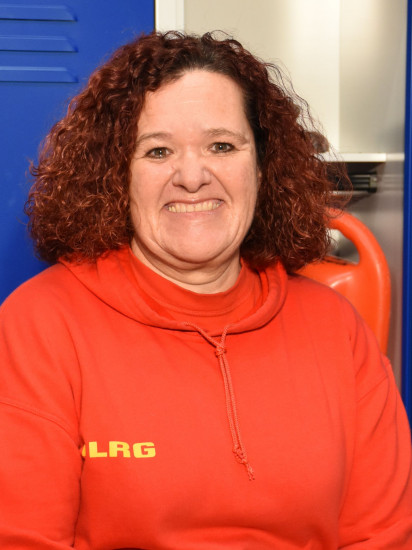 Trainerin: Sabine Rügner