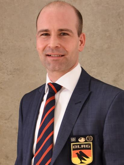 Stv. Schatzmeister: Carlo Schuff