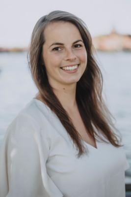 Referentin für Verbandskommunikation: Lena Altenburger