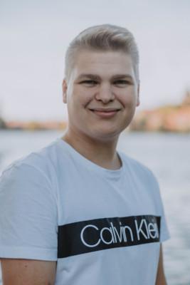 Ressortleiter Jugendgruppenarbeit (JuGA): Bennet Walther