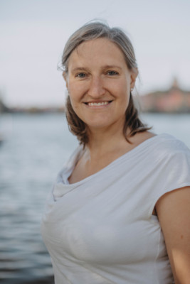 Ressortleiterin Schwimmen, Retten & Sport (SRuS): Janne Langhof