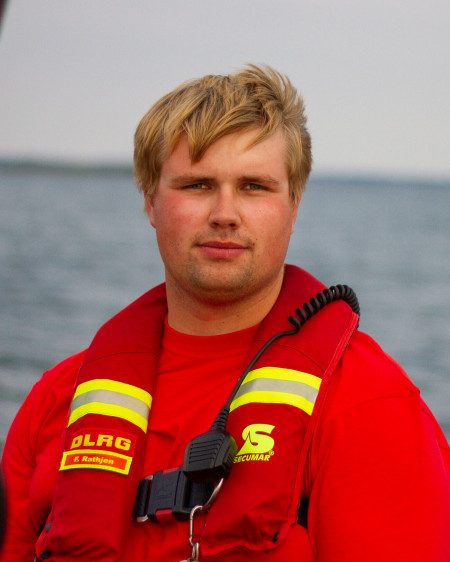 1. Jugendvorsitzender: Finn-Niklas Rathjen