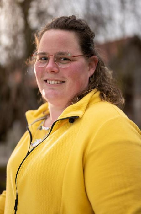 Fachwartin Erste Hilfe / Sanitätswesen: Maria Soppe