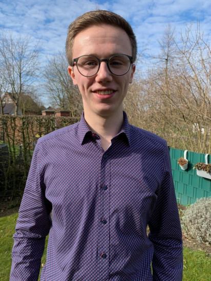 Stellvertretender Jugendvorsitzender: Tobias van der Linde