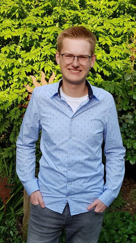 Jugendvorsitzender: Simon Wigger