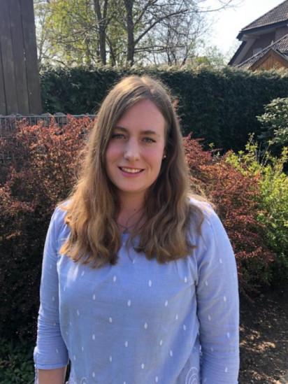 Stellvertretende Fachwartin Training: Rebecca Bok