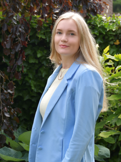 Stellvertretende Leiterin Ausbildung: Sabrina Gebing