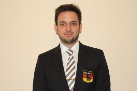 Jugendvorsitzender: Tobias Gehrt